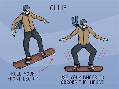 how to get comfortable on a skateboard how to snowboard for beginners with pictures wikihow