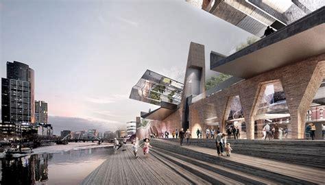 design competition melbourne flinders street station redevelopment