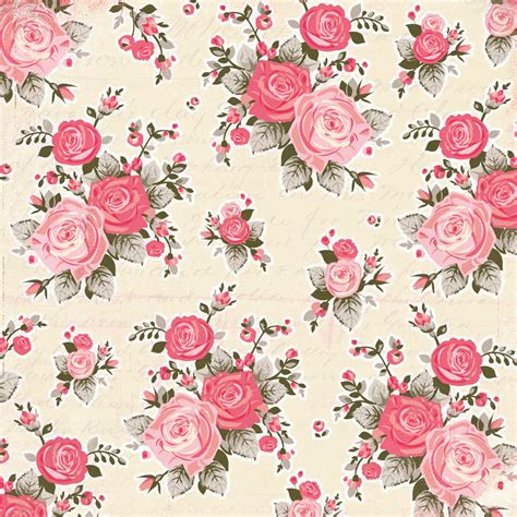 pattern paper designs with love