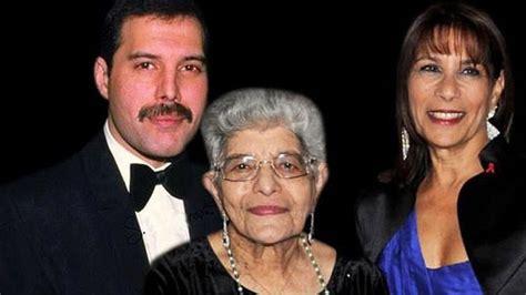 tragic news freddie mercurys mother jer bulsara dead   years  society  rock