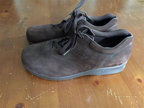 sas tripad comfort walking shoes sas womens tripad comfort free time brown suede walking