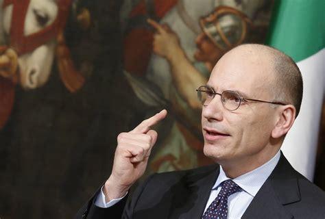 letta presidente consiglio letta 171 rifare mare nostrum ma su scala europea 187 il