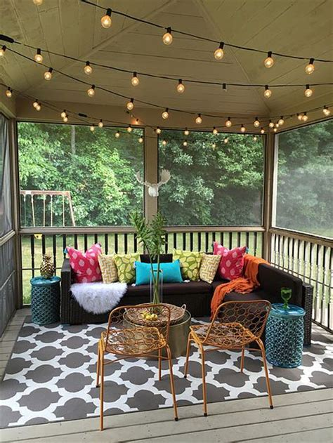 outdoor patio decor ideas best 25 lanai decorating ideas on backyard