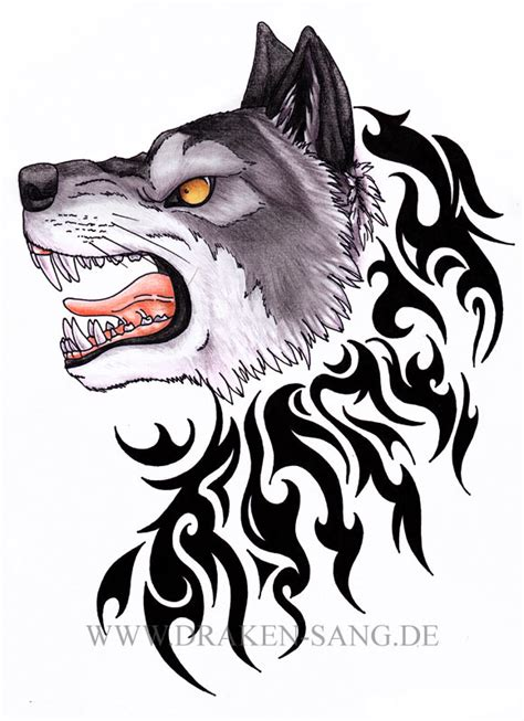 free wolf tattoo designs wol drawing search results calendar 2015