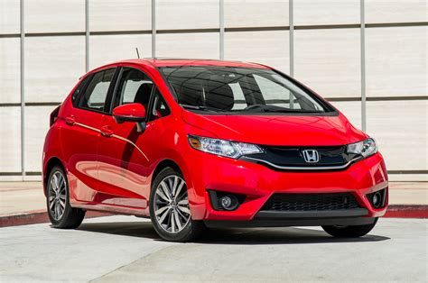 Honda Fit 2015 Reviews 2015 Honda Fit Ex Term Arrival Motor Trend