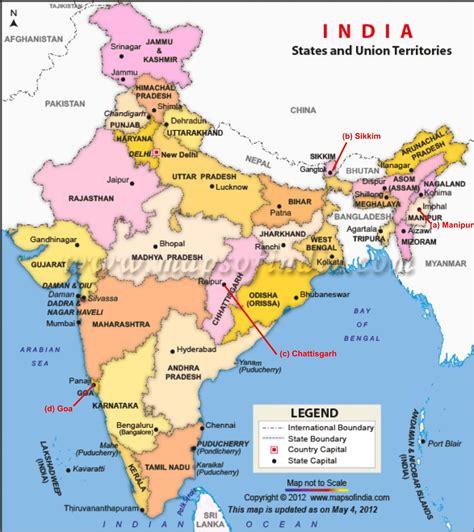 india political map images quadd help class x solution of democratic politics