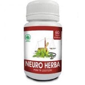 Kapsul Herbal Neuro Herba kapsul hiu neuro herba herbal stroke alzafa store