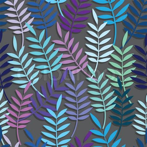abstract pattern fabric leaf floral abstract seamless vector background pattern