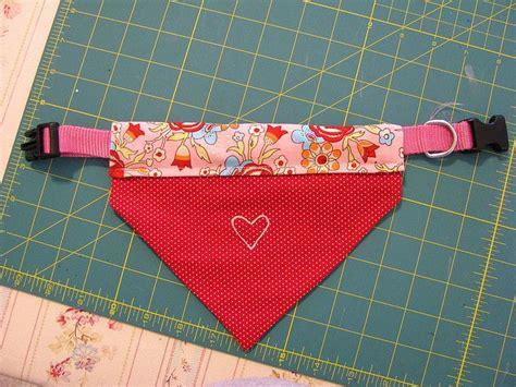 dog bandana free pattern crafty pinterest