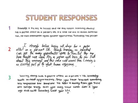 Read Write Learning Style Essay by Learning To Write Essays