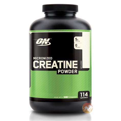 creatine studies optimum nutrition micronized creatine predator nutrition
