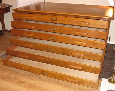 Map Drawers For Sale by Plan Chest Vintage Map Chest Antiques Atlas
