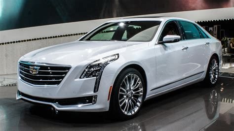 Cadillac 3 6 Turbo 2016 Cadillac Ct6 3 0l Turbo Luxury Sedan Pics