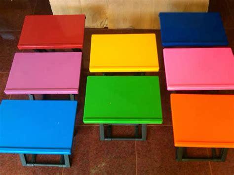 Meja Ngaji meja lipat aneka warna untuk mengaji laptop dan belajar