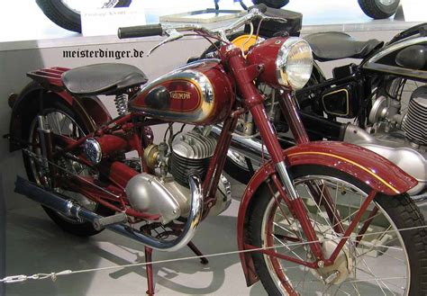 Triumph Motorrad N Rnberg by Motorr 228 Der Aus N 252 Rnberg Triumph Bdg 125