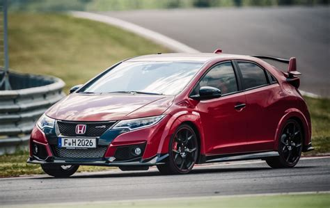 Car Types Starting With R by 2015 Honda Civic Type R