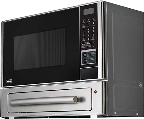 Lg Microwave Grill microwave oven with pizza drawer bestmicrowave