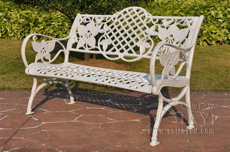 Outdoor Garden Chairs Cast Aluminum Patio Furniture Garden Furniture Outdoor