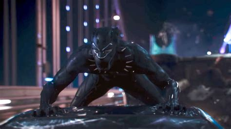 marvel trailer trailer for marvel s black panther released