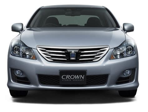 Crown Toyota Toyota Crown Hv Photo 3 1323