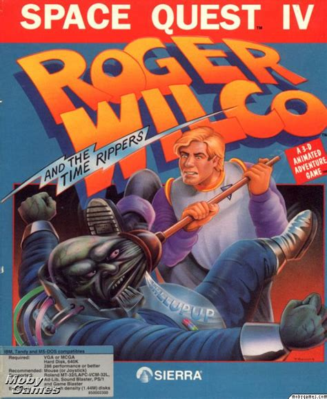 Wilco Wii Wiilco by Picture Of Space Quest Iv Roger Wilco And The Time Rippers