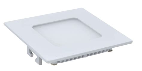 Square Led Ceiling Lights by 9w Square Led Flat Ceiling Light