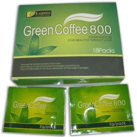 Green Coffee Slimming Coffee weight loss leptin green coffee 800 slimming drink