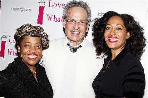 tracee ellis ross dad diana ross daughter tells how she discovered berry gordy
