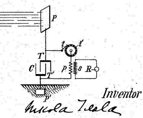 Tesla Cosmic Rays Tesla S Radiant Energy Patents Bendingspace Net