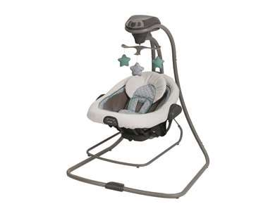 graco finley swing graco duetconnect lx baby swing bouncer finley