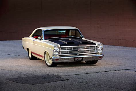 how cars work for dummies 1966 ford fairlane interior lighting 1966 ford fairlane debuts as arp street rodder road tour feature car hot rod network
