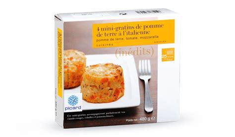 Pomme De Italienne by 4 Mini Gratins De Pomme De Terre 224 L Italienne Surgel 233 S