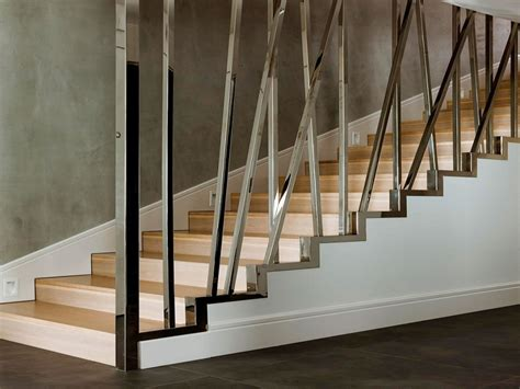 modern banister rails interior design idea modern railing designs stair railing