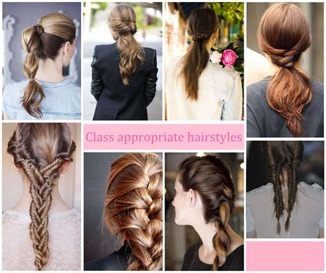 Hairstyles For Hair For School by Back To School Hairstyles Back To School Hair Styles