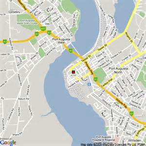 map of port augusta south australia hotels accommodation