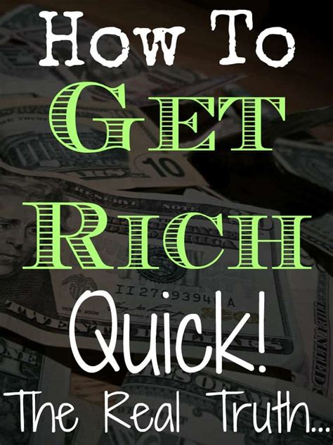 How To Find Rich How You Can Get Rich The Of Fast