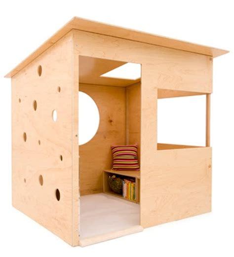 playhouse dwell pdf diy playhouse design modern plans to build a