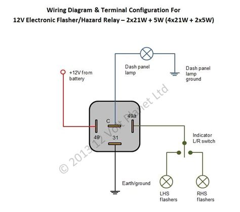 grote 48272 turn signal switch wiring diagram fog light
