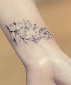 cherry blossom tattoo wrist tattoos for girls tattoo