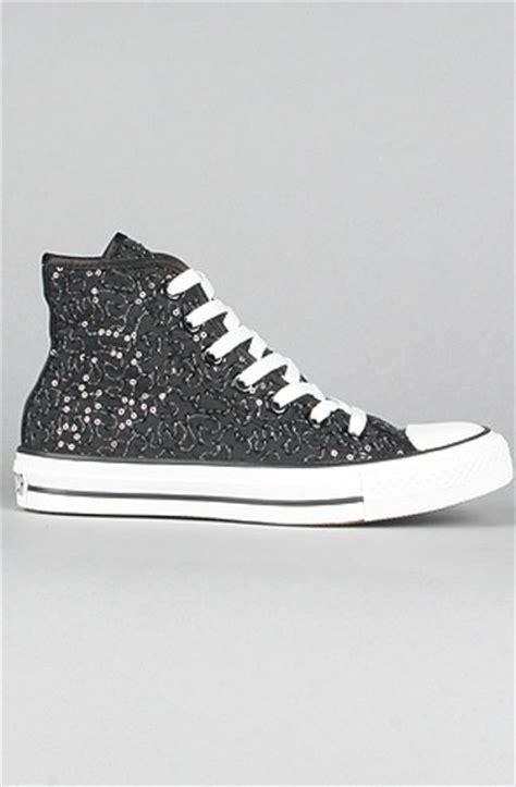 black sequin converse sneakers converse the garden sequin chuck all sneaker