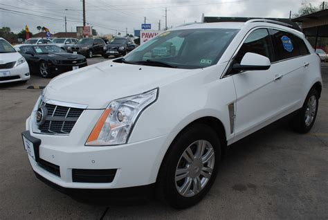 Cadillac Luxury by 2012 Cadillac Srx Luxury Collection Brownsville Tx