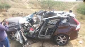 Volvo Crash Car Of Volvo Xc90 Xc60 Road Crash