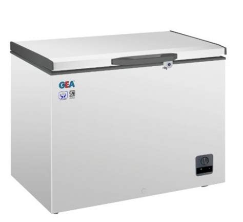 Freezer Gea 200 Liter gea ab 316 r 310 liter chest freezer