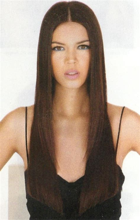 Long Same Length Hair | long hair don t care the fashion tag blog