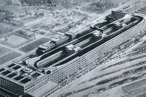 Fiat Factory Turin Iconic Buildings Fiat Factory Lingotto Blueprint For