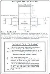 evacuation label template image result for ww2 gas mask box label template ww2
