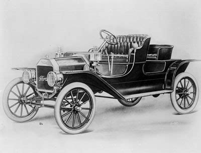 first car ever made by henry ford ford motor company timeline ford com