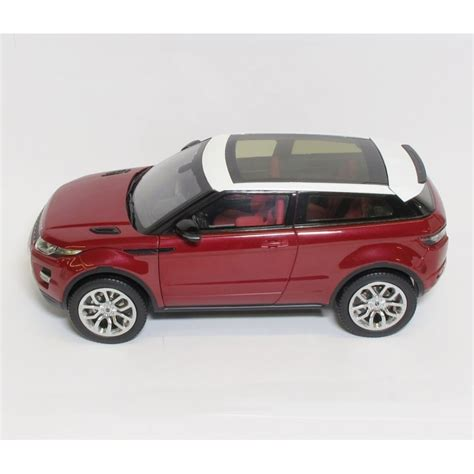 Welly Auto by Welly 1 18 Wl11003r Gt Autos Diecast Model Range Rover