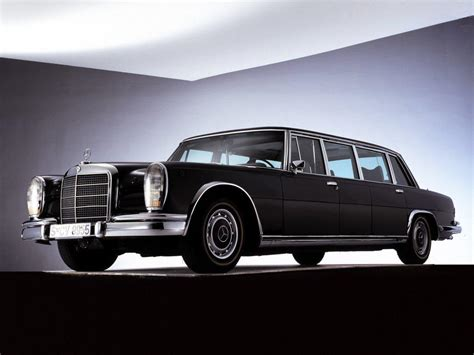 mercedes 600 pullman photos photogallery with 4