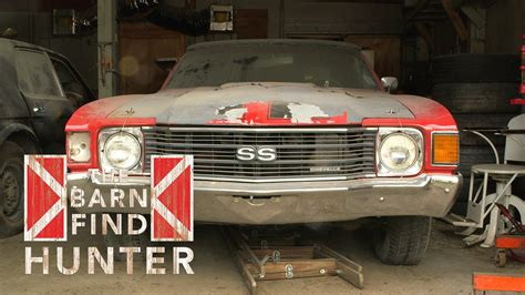 Uga Find Car Dreamland In Rural Barn Find Ep 1